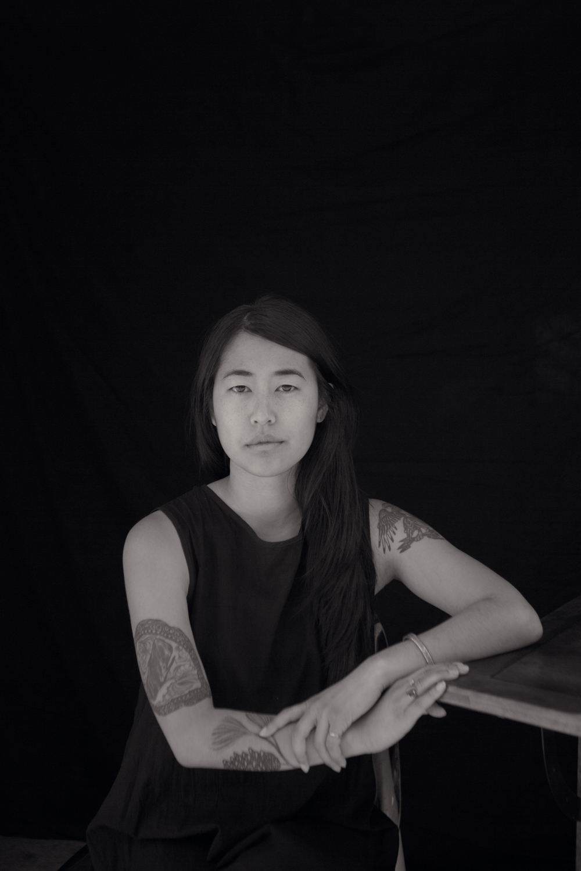 Artist Chelsea Wong.