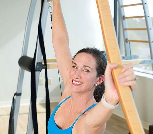 CORE Owner & Gyrotonic Master Trainer Jessica Gowen