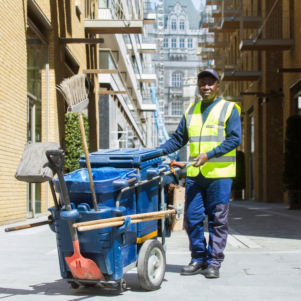 Street Cleaning - We recognise that first impressions count; that's why we provide a year-round service of additional cleaning and public realm upgrades.Find out more+