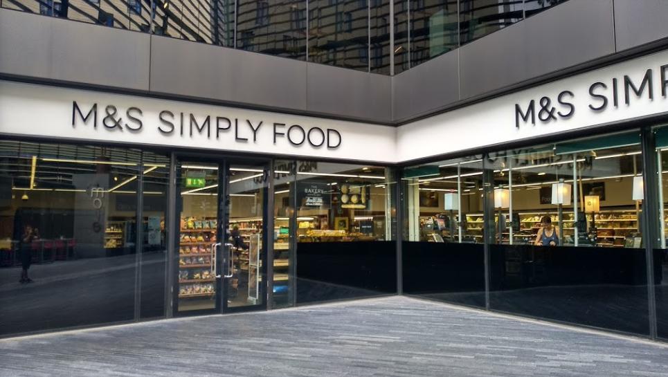 M&S Simply Food More London