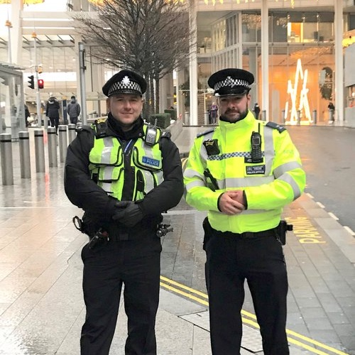 BID Funded Police Officers - We fund additional, dedicated officers from the Metropolitan and British Transport Police who focus on crime within the BID area, carrying out local patrols and serving the business community.Find out more +