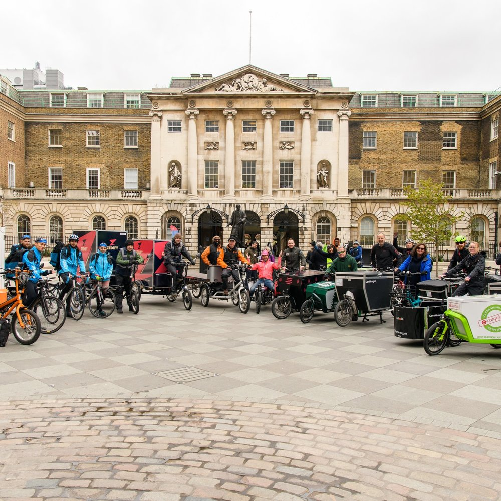 Bikes for Business  - April 2019