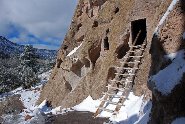 Caveat dwelling in wintertime