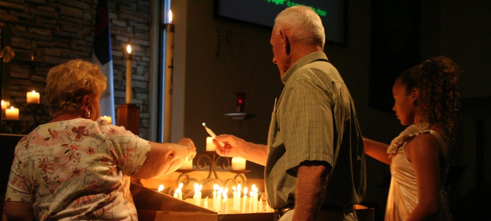 Mid-Week Taize service during Lent