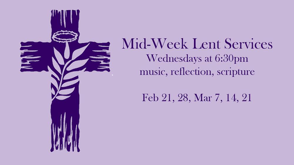 Mid-Week Lent 2018 .jpg