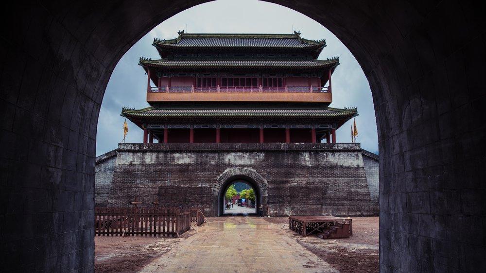 Hengdian - Weng city -Mingchin Park-004.jpg