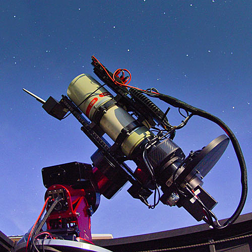 Observatories Hosting Services