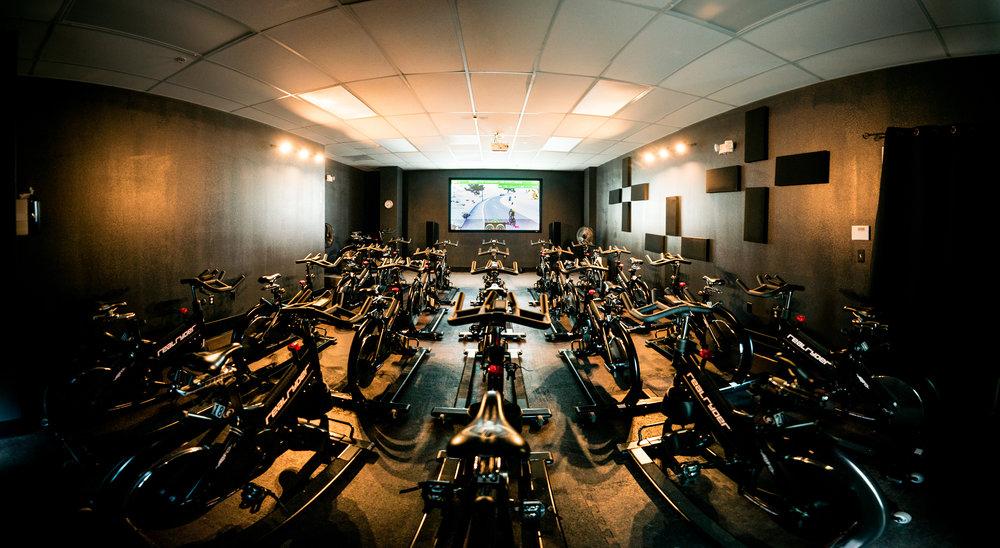Spivi Virtual Cycling