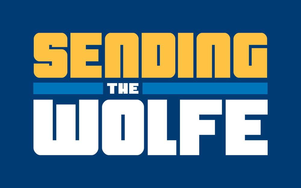 Sending The Wolfe Logo