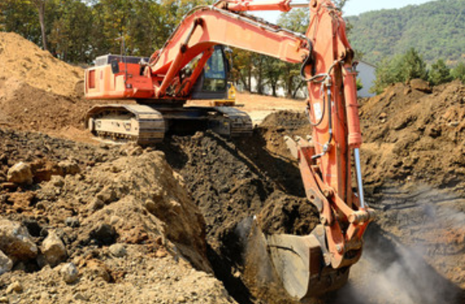 Excavation & TRUCKING -