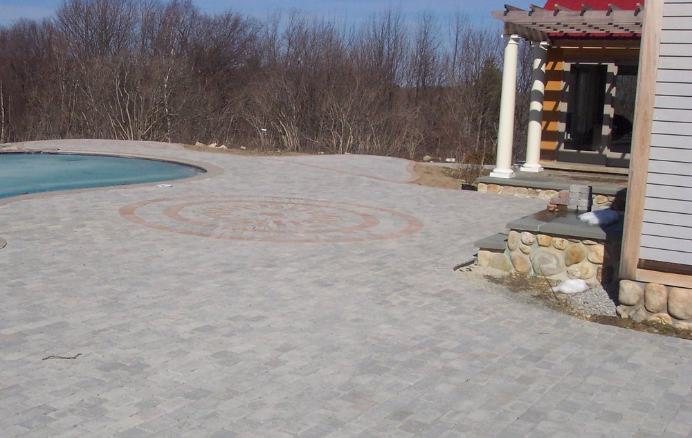 Best landscape paver patios in Amherst, NH