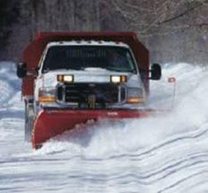 Best snow plowing company inNewton, MA