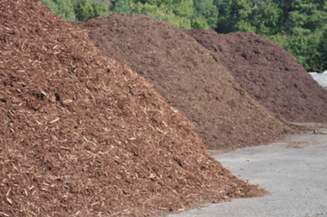 Hemlock Mulch - $40/yard