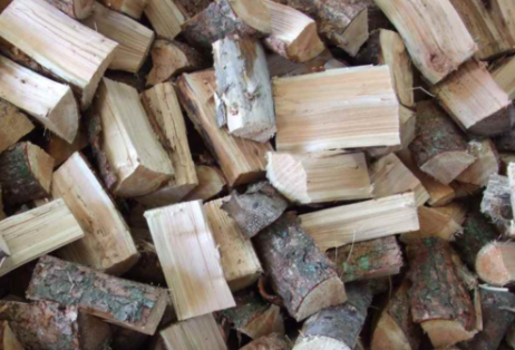 Semi-Seasoned Firewood - Call for pricing