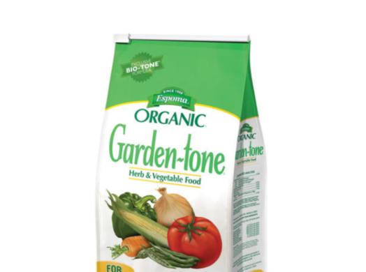 Organic Garden Fertilizer - Call for pricing