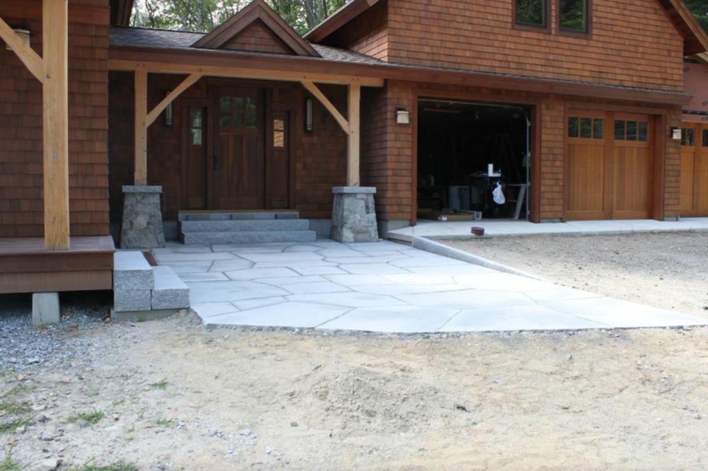 Hollis, NH top landscape design and masonry