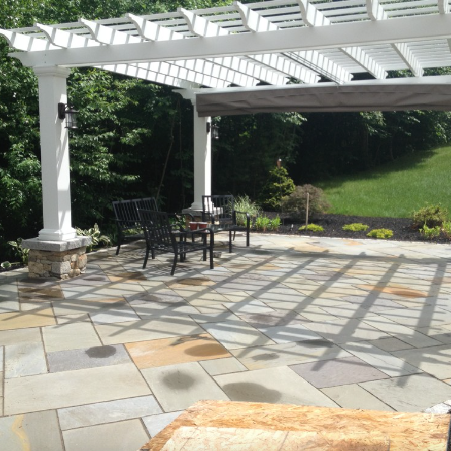 Perfect patio - Hollis, NH
