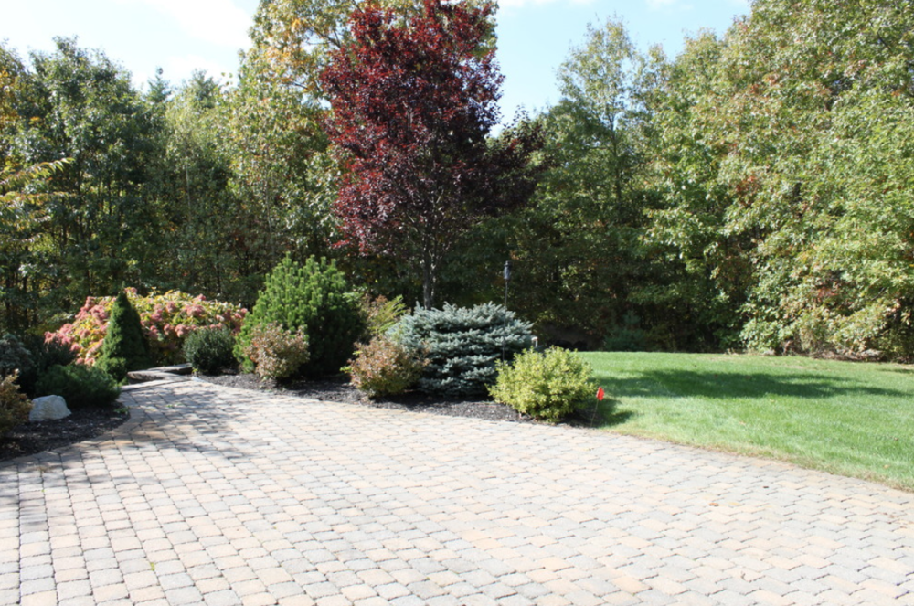 Landscape design and installation in Laconia, NH