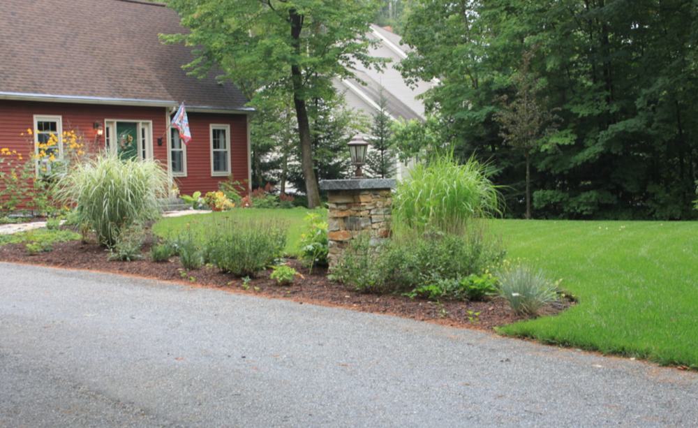 Stunning landscape design in Concord, NH