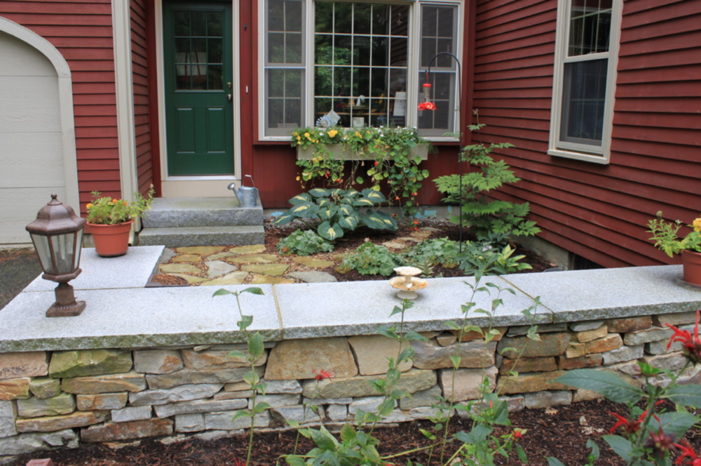 Masonry workds in Amherst, NH