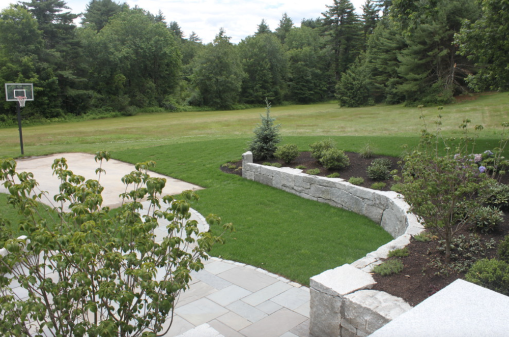 Outdoor Fireplace Designs in Hollis, NH