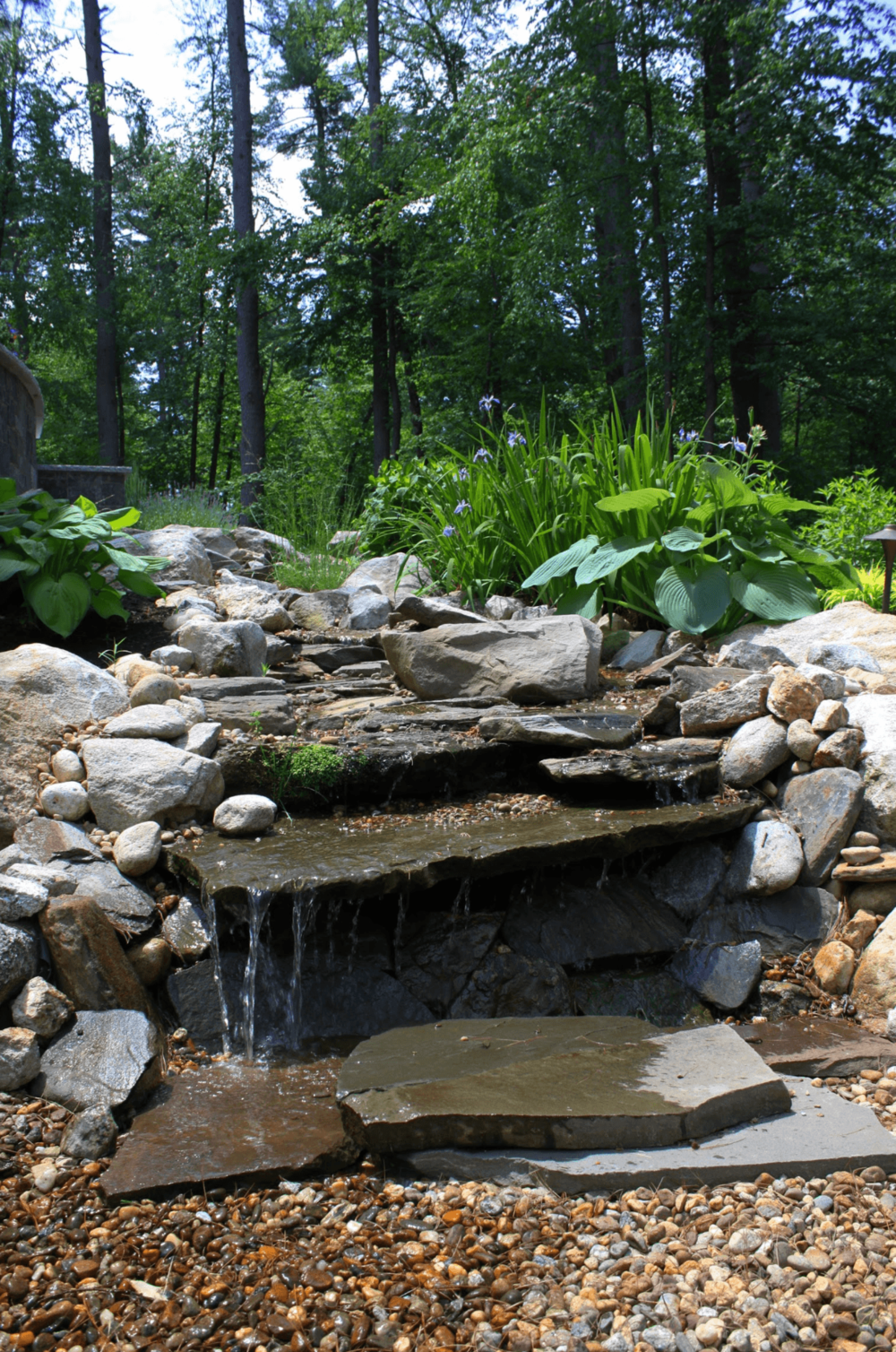 Landscaper with top excavation service in Milford NH