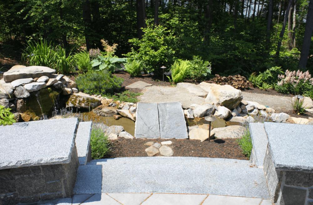 Milford, NH Landscaper with stunning landscape design