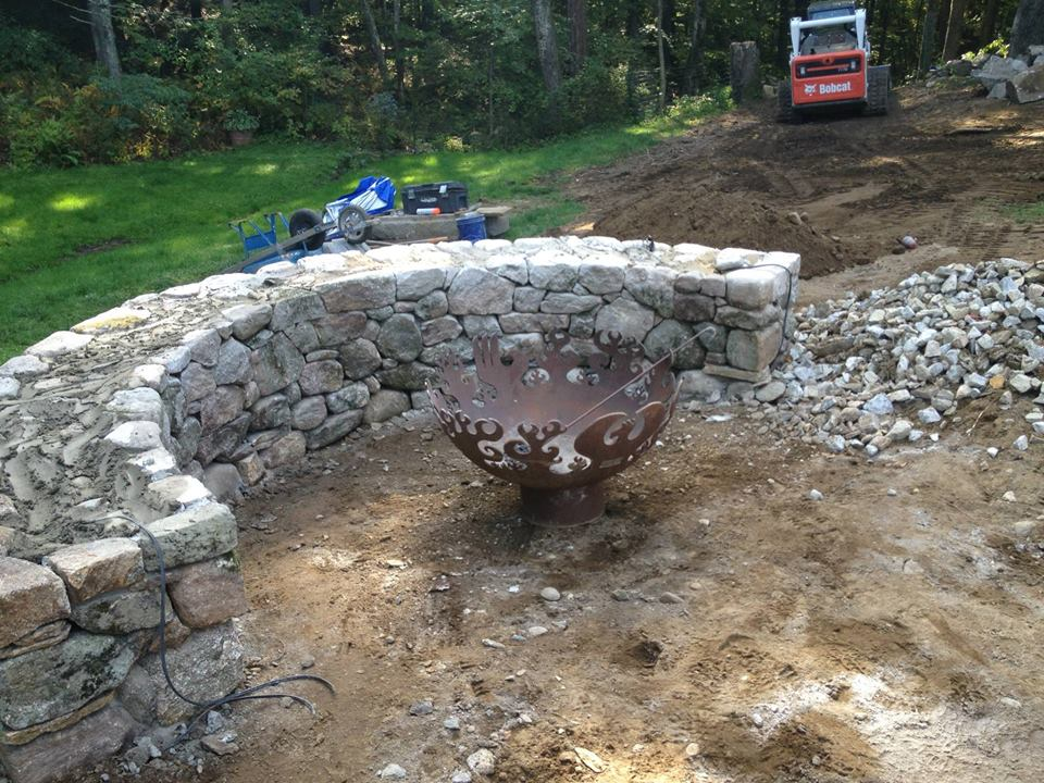 The Many Purposes of Landscape Excavation in Amherst, NH