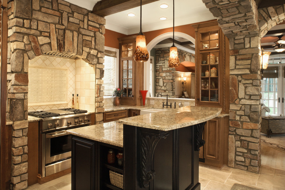 Transform your Indoor Kitchen with the Help of a Mason in Westford, MA