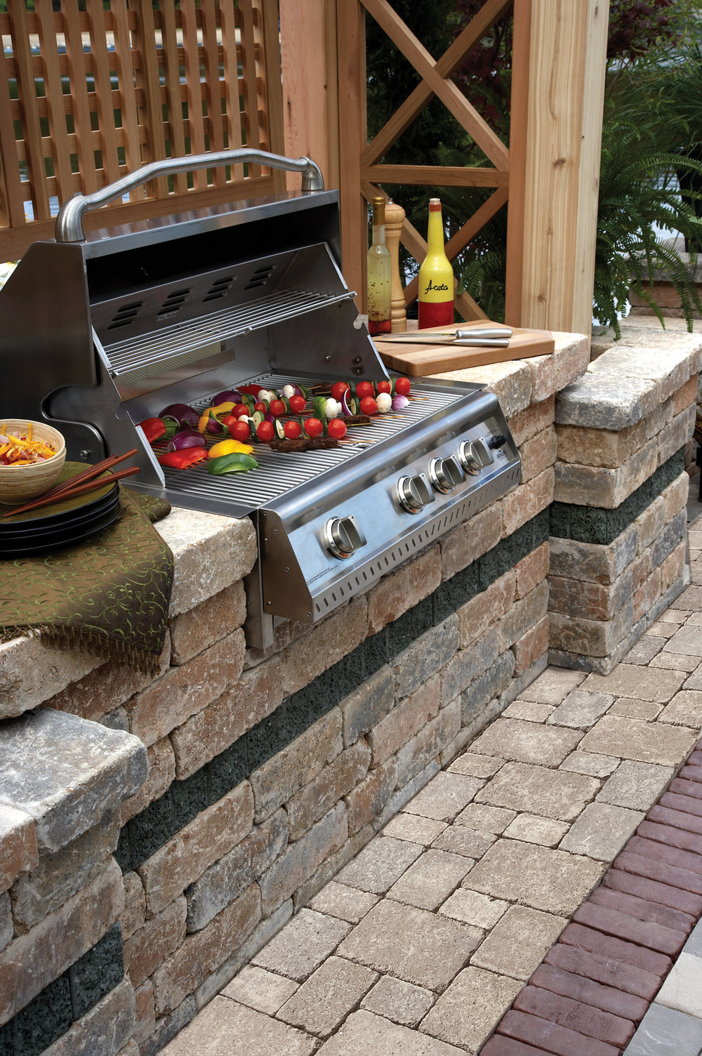3 Ideas for Improving the Safety of Your Outdoor Kitchen in Hollis, NH