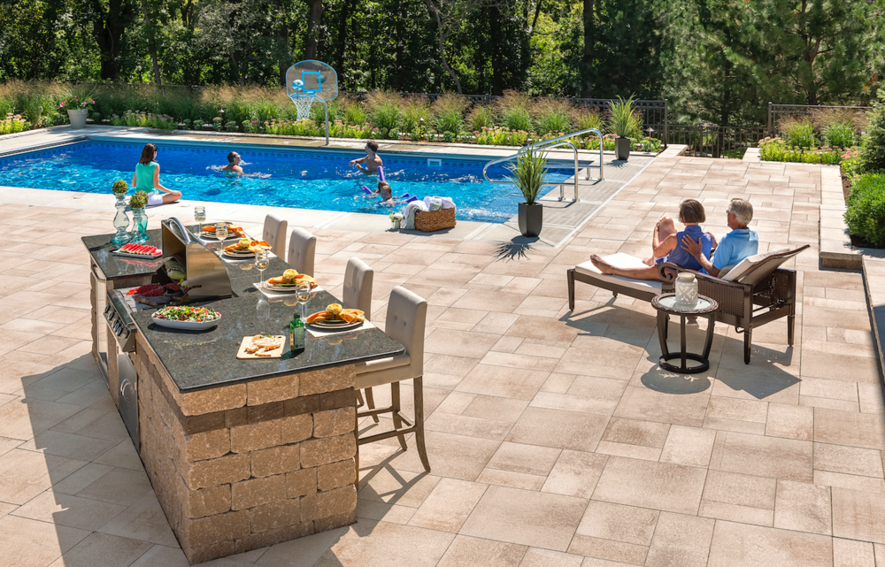 Landscaping Ideas for Creating an Outdoor Games Area in Waltham, MA