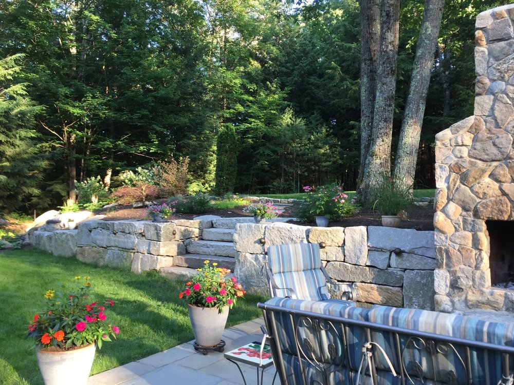 How to Add Strength to Masonry Retaining Walls in Milford, NH