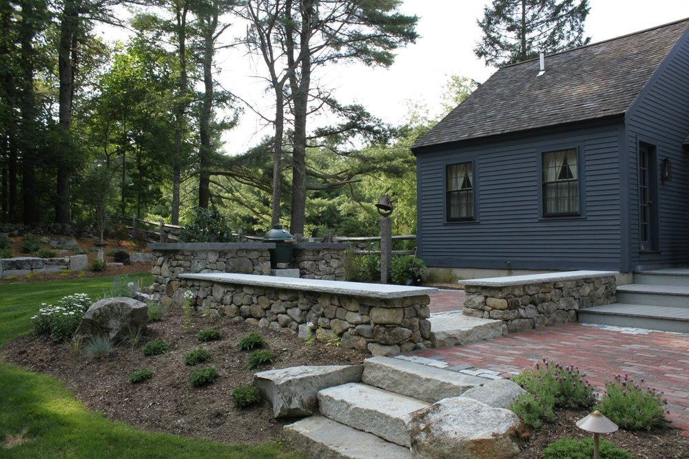 5 Ways Masonry Features Can Boost Your Westford, MA, Landscape