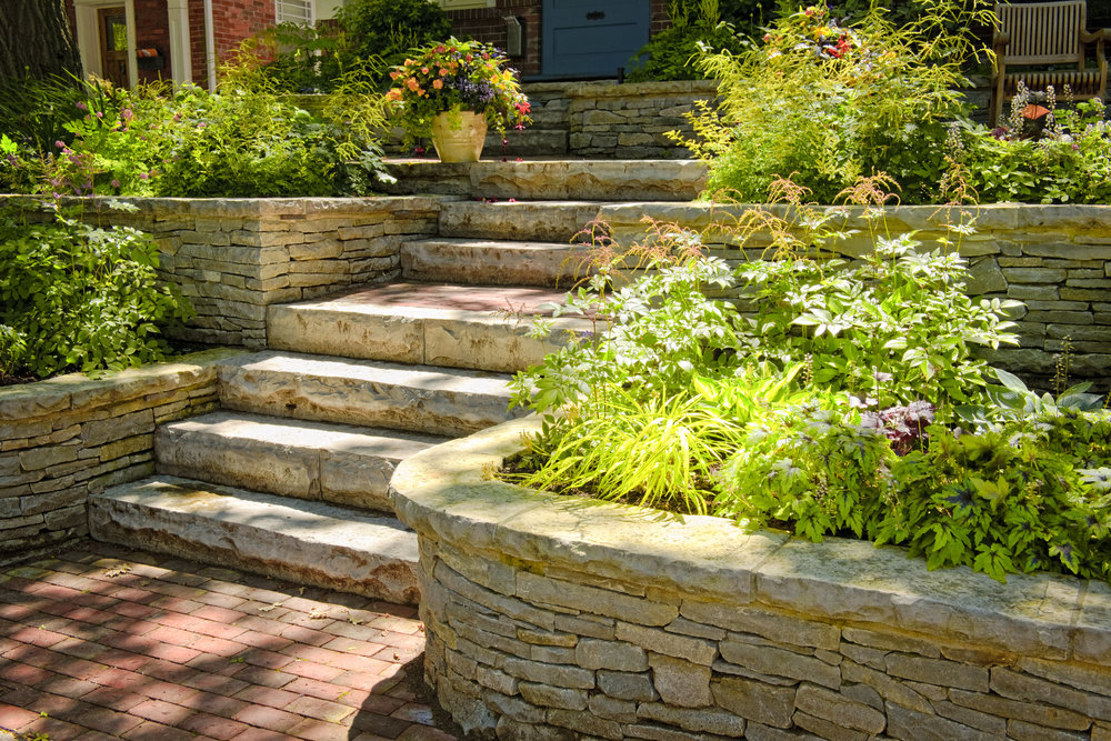 Perk Up Your Laconia, NH, Landscape with Masonry Steps and Staircases
