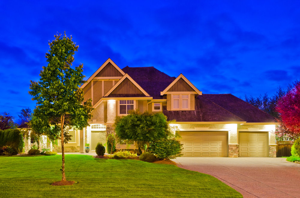 How Outdoor Lighting Can Enhance Your Peterborough, NH Landscaping