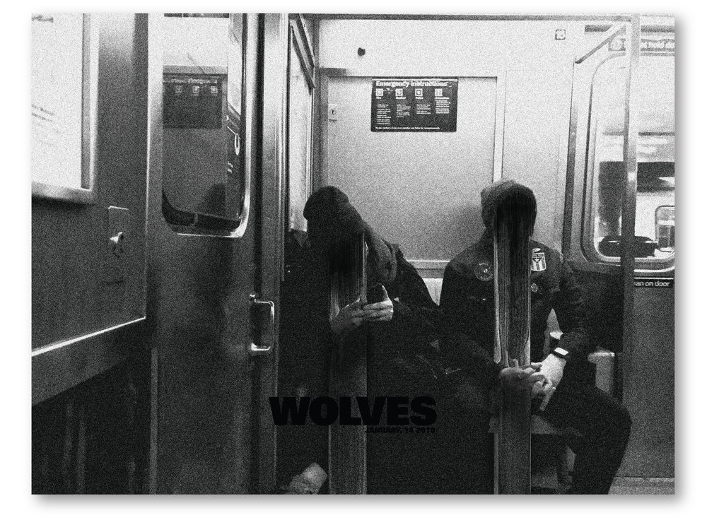 wolves, suggestive visual, 01.14.2018