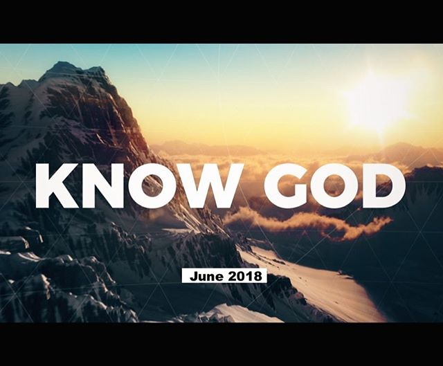 #Velocity students! Come out this Sunday night and learn what it means to #knowgod! This is going to be a great summer series. #bringafriend #newseries #smallgroups