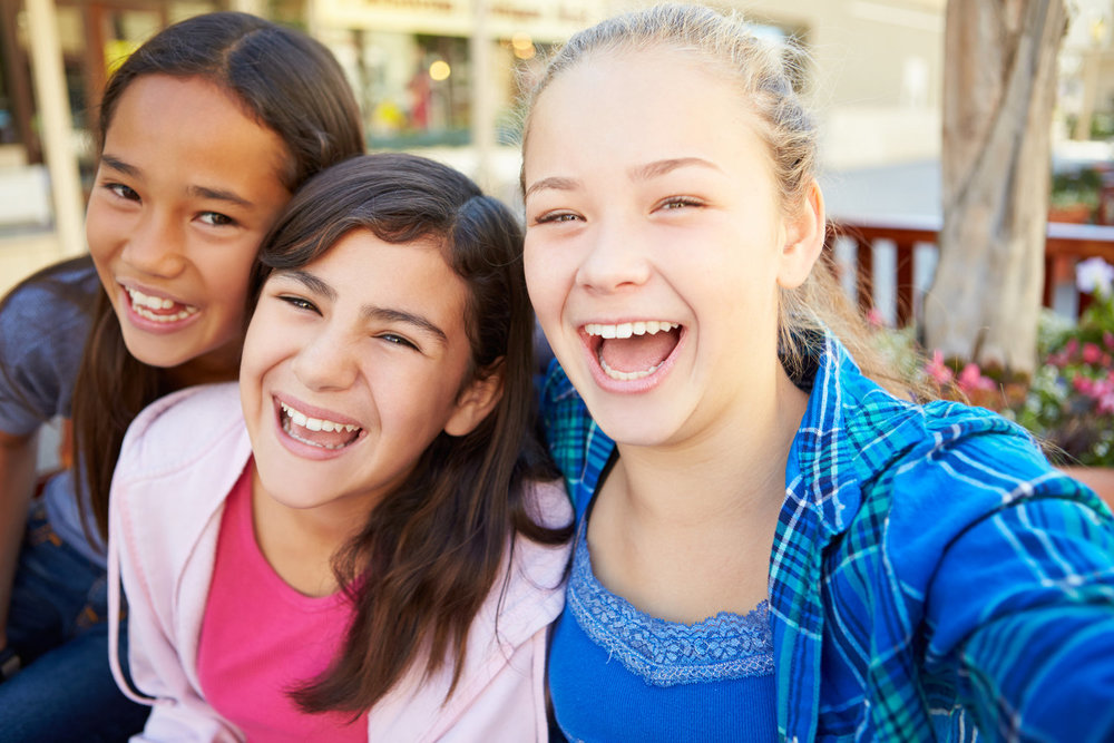 #NoMeanGirls@School - This program is designed for girl ages 10 - 14 to develop self-confidence, build empathy and develop skills to prevent bullying.