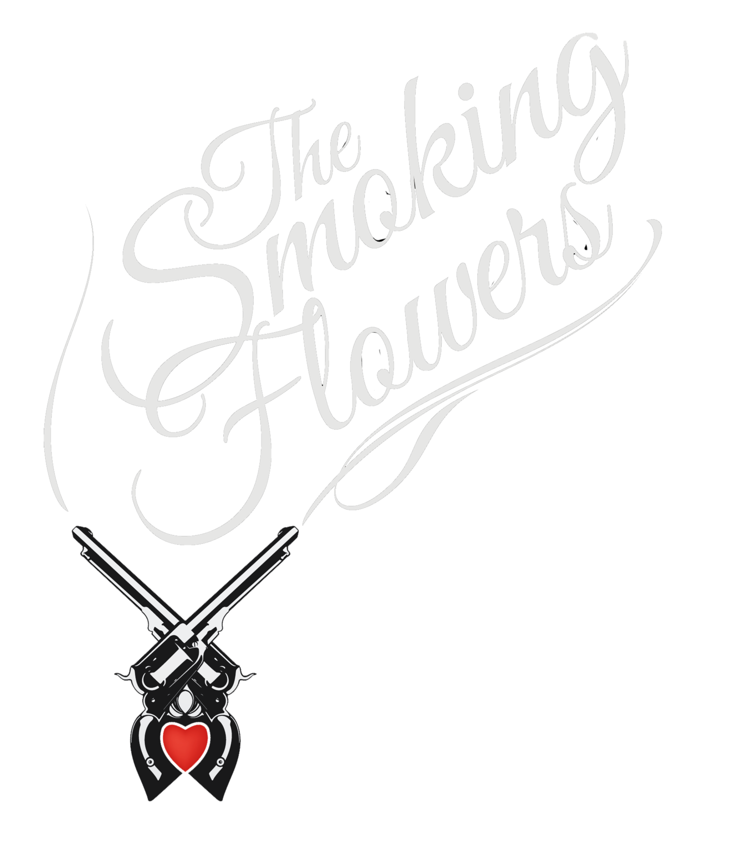 the smoking flowers