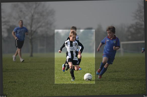 Football Nikon D800 - ISO 500