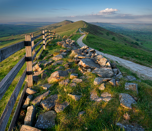The Great Ridge, Mam Tor