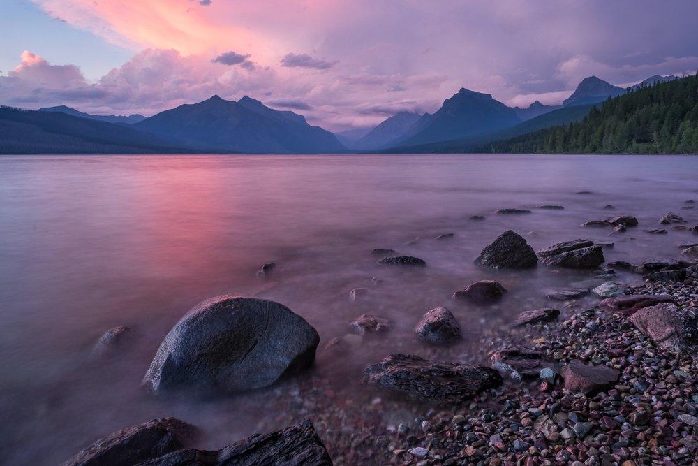 Glacier National Park Workshop - 26 Sept -2th Oct 2019 | Nigel Danson | Sarah Ehlen