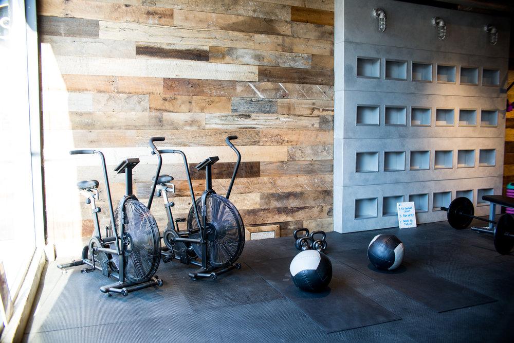 Bikes Gym