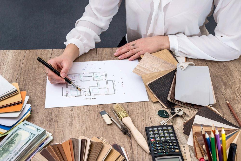 Fernanda Bertrand interior design concept