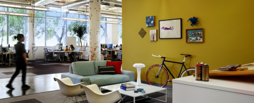 Airbnb's super cool offices