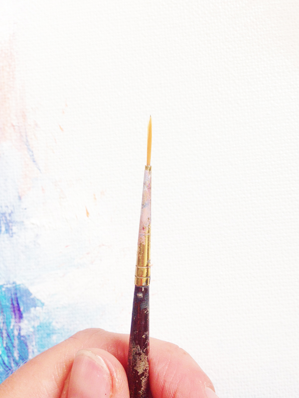 Tiny Brush