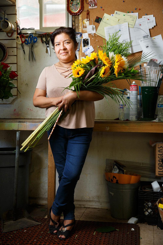 Concepción Gonzalez | Florist -