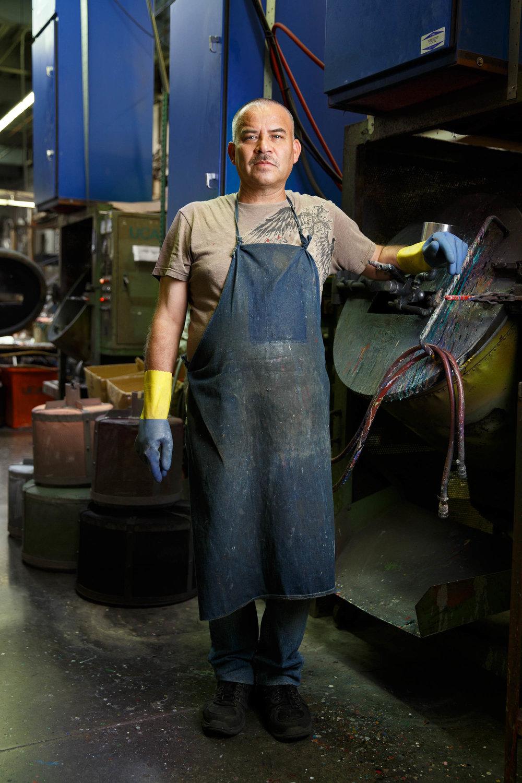 Antonio Murillo | Zipper painter -