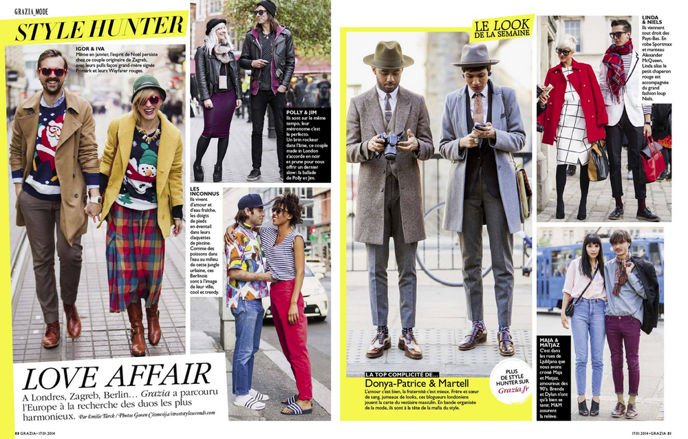 French Grazia: Style Hunter Feature
