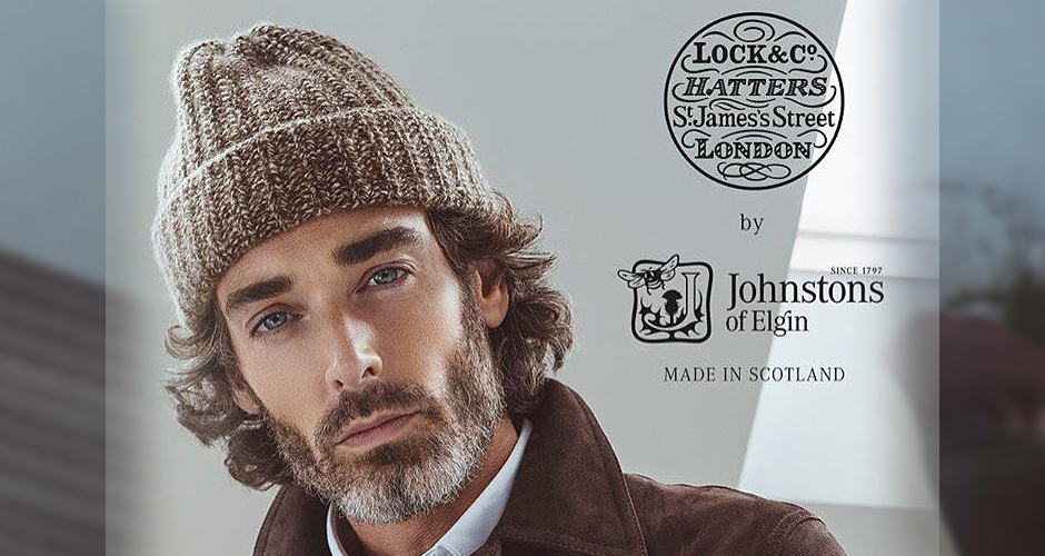 LOCK & CO X JOHNSTONS OF ELGIN